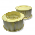 Set of two passenger compartment air filters for 993 (2 pieces) (94-98)