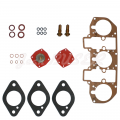 Carburetor repair kit for 2 WEBER carburetors, 911 (65-73) + 914-6 (70-72)