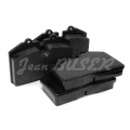 Set of Textar brake pads