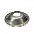 Concave aluminum washer for door and trunk light switches, 911 + 912 (65-89) + 964 + 993 + 959