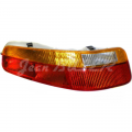 LIGHTS AND TURN-SIGNALS : REAR PART