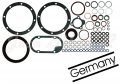 Crankcase seal and gasket set, 911 (78-98) + 911 Turbo (78-98)