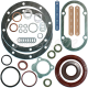 Crankcase seal and gasket set, 911 (74-77) + 911 Turbo (75-77)